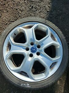 Ford mondeo mk4 18in alloy wheel and tyre 225 40 18  #6g c1