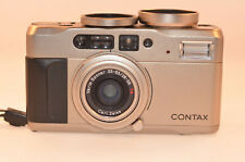 Contax TVS 35mm compatto -/mirino fotocamera