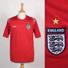Umbro Men 2004 Football Shirts (National Teams)