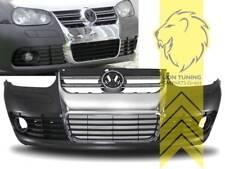 Front parachoques frontal delantal para VW Golf 4 sedán Variant golf 5 r32 óptica cromo