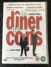 Le Diner De Cons (DVD, 2005) **New & Sealed**
