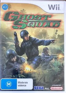 Ghost Squad Complete - Nintendo Wii