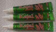 kajal henna tube(maroon) 3packs