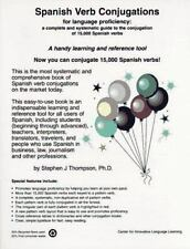 Spanish Verb Conjugations for Language Proficiency: A Complete and-ExLibrary