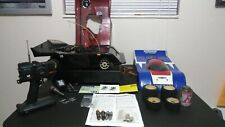Vintage Team Associated Rc 500 4wd/2 Speed Transmission/Starter Box & Extras
