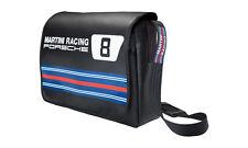 """*NEW Genuine PORSCHE """"MARTINI RACING"""" Unisex Shoulder Bag waterproof WAP0505710G"""