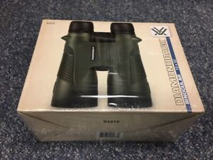 Vortex Diamondback 10 x 50 Binoculars Pre 2017 Model - Brand New In Sealed Box