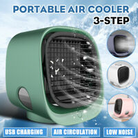 300ml 3 Gears Personal Portable Cooler Air Fan Cooling USB Humidifier Purifier