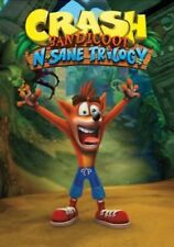 Crash BANDICOOT N. sano trilogia PC STEAM KEY (UE)