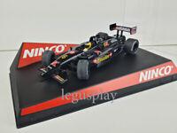"Slot Car Scalextric Ninco 50375 Lola Toyota F1 "" Havoline "" #6"