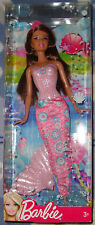 Bambola barbie sirena 2012 - Teresa