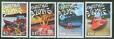 MICRONESIA 2014 CHRISTMAS 2014  SET OF FOUR  MINT NH