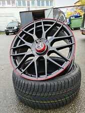 18 Zoll GT1 Felgen für Mercedes A B C Klasse W177 W176 W169 A45 A250 AMG Edition
