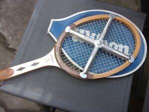 Ancienne Raquette de Tennis WILSON avec Housse