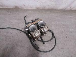 BMW F650 ST - Carbs Carburettors