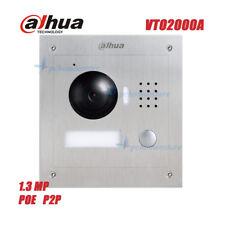 Dahua VTO2000A POE 1.3MP Villa Video Intercom Outdoor Station Video Door Phone