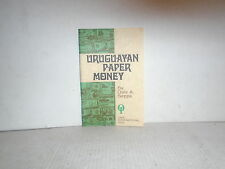 Uruguayan Paper Money by dale a. Seppa obol international 1974 softcover book