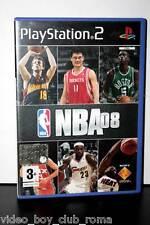 NBA 08 2008 GIOCO USATO OTTIMO STATO SONY PS2 EDIZIONE ITALIANA 32086