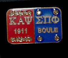 Kappa Alpha Psi - Sigma Pi Phi Boule Pins