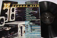 "Reggae Hits Vol.12 Various Artists Lp (G) 12"""
