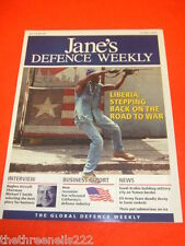 JANES DEFENCE WEEKLY - LIBERIA - MAY 15 1996 VOL 25 # 20