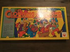 Retro Vintage Board Game 'Clowning Around' by Bigbox memory and matching game