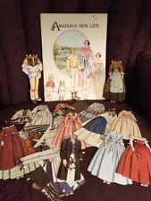 Amanda's New Life Historical Paper Dolls