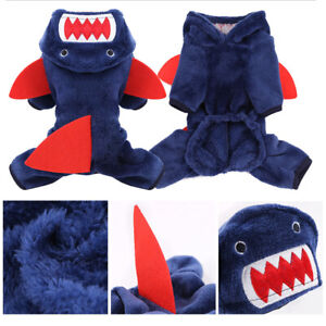 New Dog Clothes Coral fleece Transformed dress Jumpsuit Puppy Dog Cute Apparel