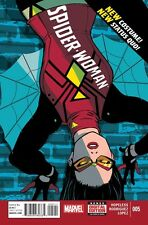 SPIDER-WOMAN #5  MARVEL NOW