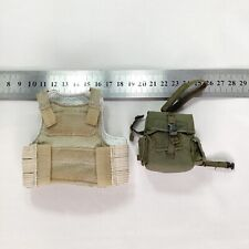 1/6 Hot Toys - USMC SNIPER OP IRAQI FREEDOM - Body Armour + Pouch