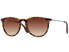 Ray-Ban RB4171 865/13 Erika Tortoise Frame Brown Gradient 54mm Lens Sunglasses