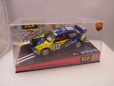 """SCX ANALOG 1999  #60720 SEAT CORDOBA E2 """"MOVISTAR"""" SCX 1/32 SLOT CAR"""