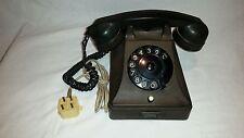 Vintage PTT  Bakelite Rotary Dial Telephone - HOLLAND