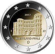 GERMANY 2 Euro 2017 commemorative - one coin - Porta Nigra