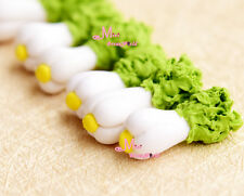 1/12 Dollhouse Miniature Food Vegetable Fresh Chinese cabbage 2PCS
