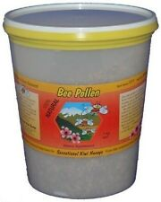 100% Pure New Zealand Bee Pollen All Natural Highly Nutritious Bulk Pack ( 1kg )