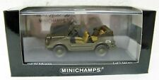 1955 DKW Munga  olive green military jeep 1/43 Minichamps 400 016100 MB