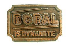 600ms - 604ms Doral Est Dynamite Boucle Ceinture par Frappé Évasé USA 092914