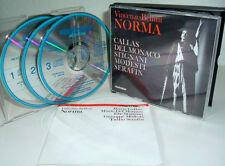NORMA - BELLINI mit Maria Callas, Del Monaco ua (3 CD Box IMPORT) RAR !! lesen