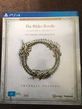 The Elder Scrolls Online Tamriel Imperial Edition PS4 Playstation 4