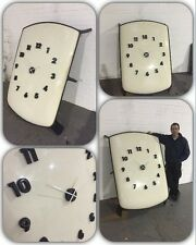 Mini Cooper Clock Custom Wall Clock For Garage Workshop Man Cave Retro Rat Rod