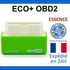 1x ECO OBD2 Chip Tuning Box Drive Économiseur de carburant pour voiture ESSENCE