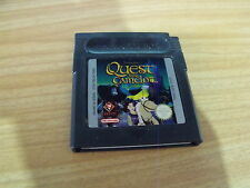 QUEST FOR CAMELOT Gameboy game