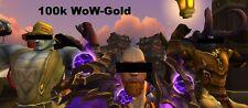 WoW Gold Blackmoore Allianz Horde 200000 / 200.000 / 200k World of Warcraft