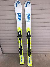 snowblades mini skis HEAD alpine walker 120 cms fartés affûtés PRETS A SKIER