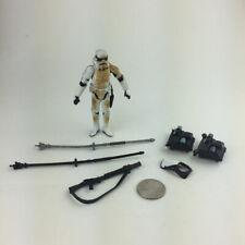 "TS Star Wars 3.75"" FIGURE OTC Imperial Stormtrooper Sandtrooper Hasbro parts"