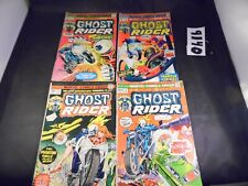 Ghost Rider #4 #12 #13 and #14 Worn NO STOCK PHOTOS Listing A