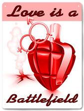 Romantic funny lovers METAL SIGN girlfriend gift joke humor wall decor art 620