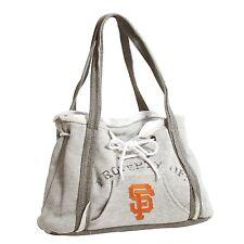 San Francisco Giants MLB Baseball Team Ladies Embroidered Hoodie Purse Handbag