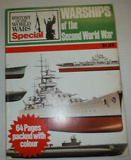History Of The World Wars Special Magazine Warships WWII 021715r2